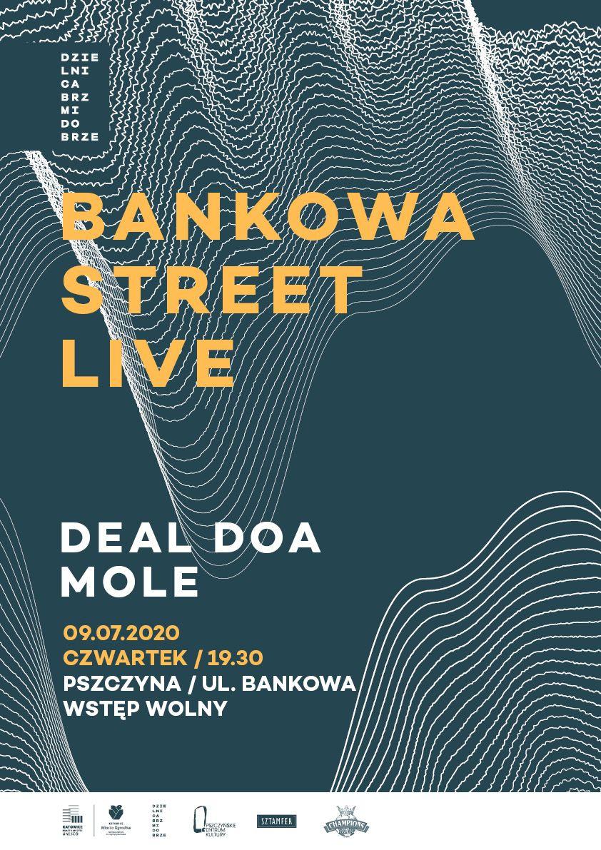 Bankowa Street Live powraca! Pierwszy koncert już dziś