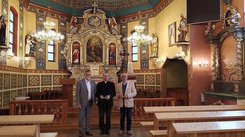 Zakończyły się prace w kościele św. Katarzyny