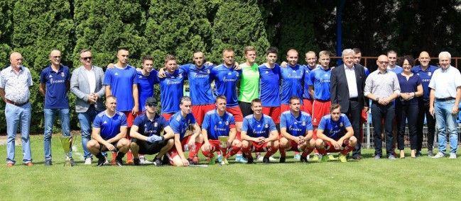MKS Iskra Pszczyna rozpoczął rywalizację w czwartoligowym sezonie