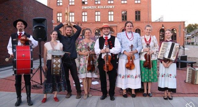Radość płynąca z folkloru