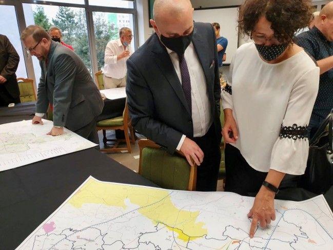Szybka kolej: o trasach ze śląskimi samorządowcami