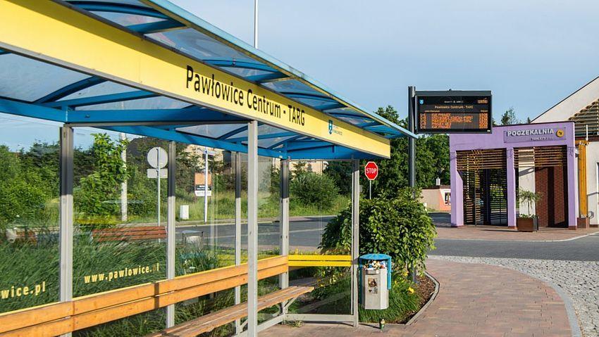 Limity pasażerów w transporcie publicznym