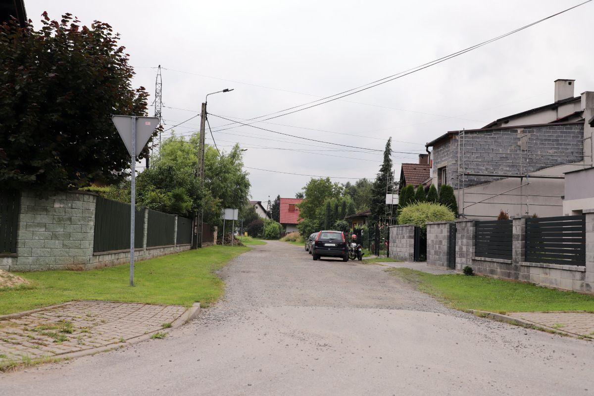 Gmina przebuduje ulicę Lercha