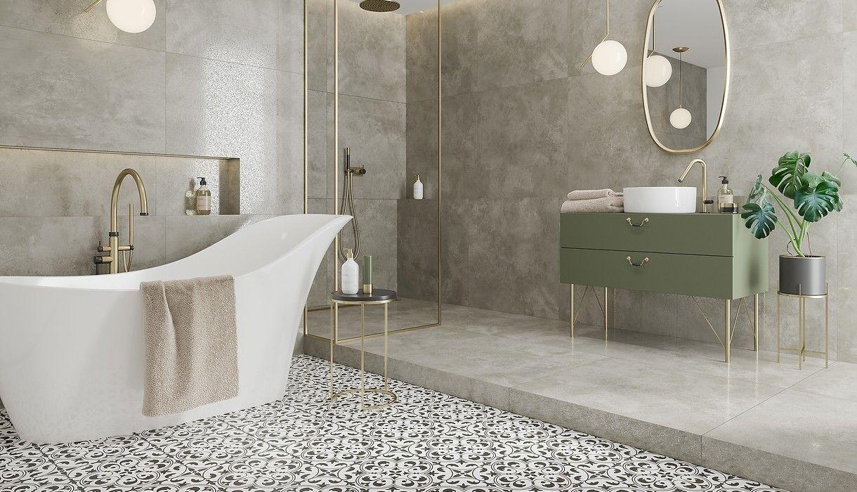 Art. spons. Pomysł na łazienkę w stylu marokańskim