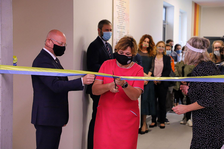 Otwarto nowy budynek Szkoły Podstawowej nr 2 w Pszczynie