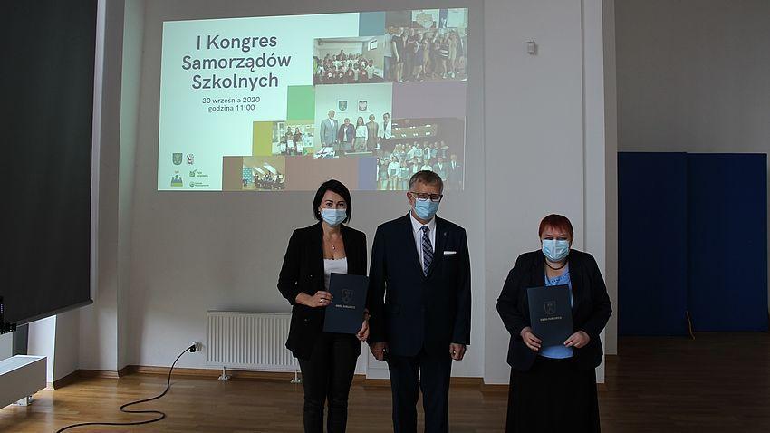 I Kongres Samorządów Szkolnych Gminy Pawłowice