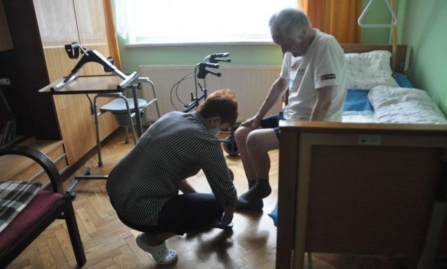 Opieka paliatywna i hospicyjna to troska pszczyńskiego hospicjum