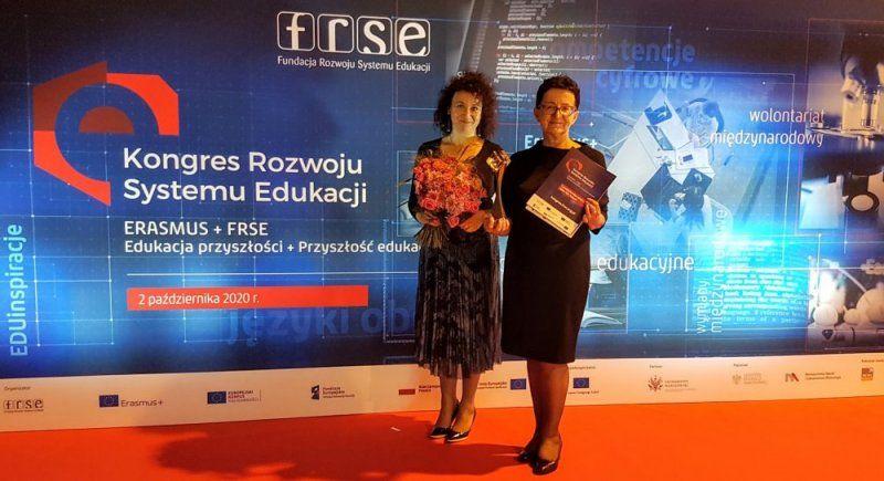 Edukacyjny Oskar dla ZSP w Studzienicach