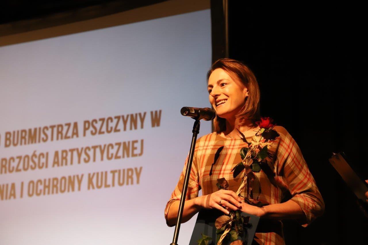 Autorka książki o Pszczynie nominowana do kolejnej nagrody