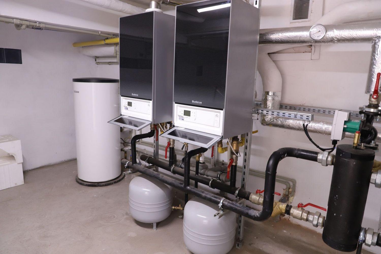 OSP Studzienice ma nowoczesną kotłownię gazową