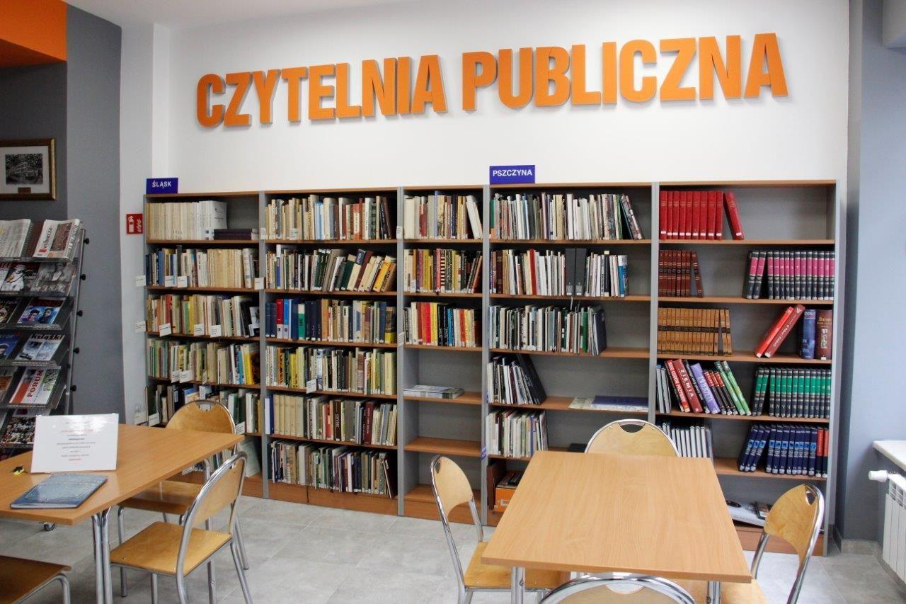 Zmiany w organizacji pracy biblioteki w Pszczynie