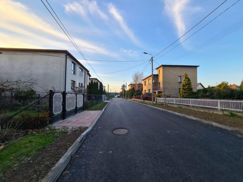 Zakończyła się przebudowa ulicy Krasińskiego