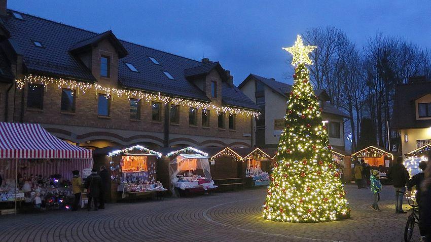 Jarmark bożonarodzeniowy w Pawłowicach