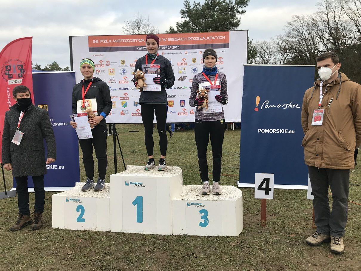 Cztery medale w PZLA Mistrzostwach Polski w Biegach Przełajowych