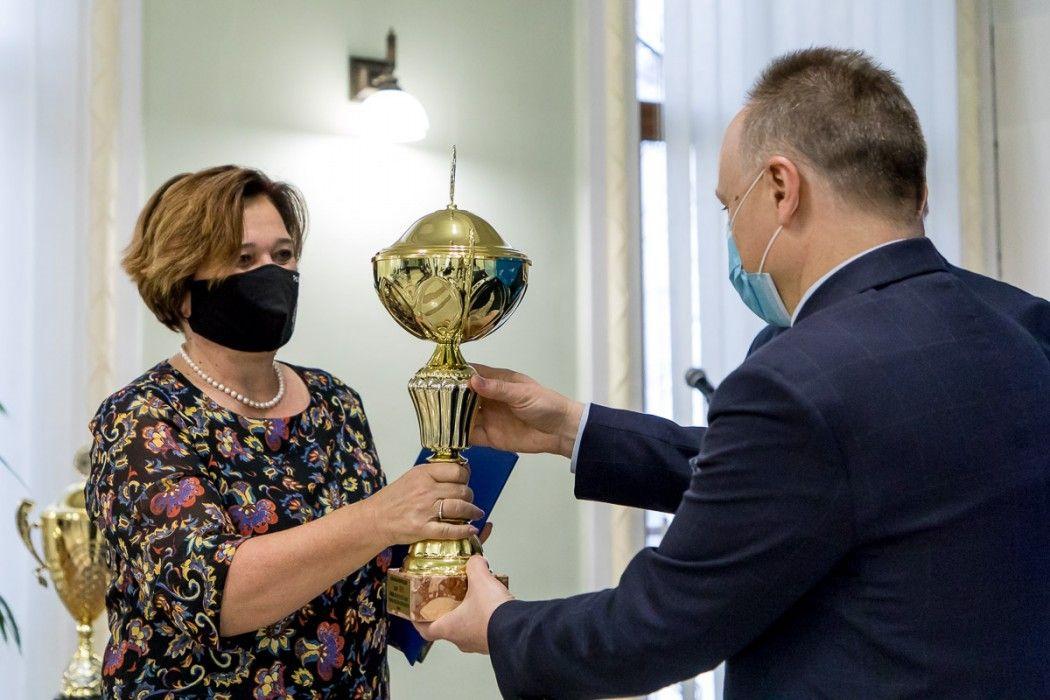 Wręczono nagrody dla pięknych wsi z gminy Pszczyna
