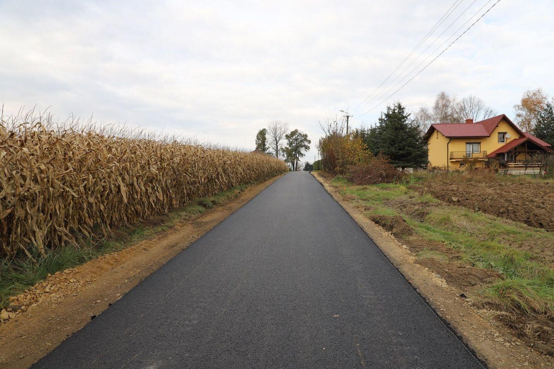 Przebudowano kilometr ul. Polnej