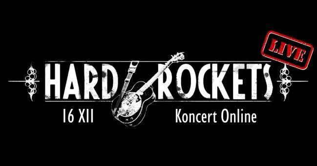Koncert Hard Rockets Live w internecie