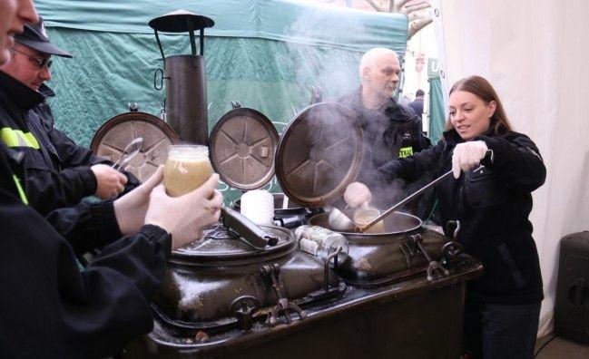 Zupa Wigilijna trafi do pszczyńskich jadłodzielni