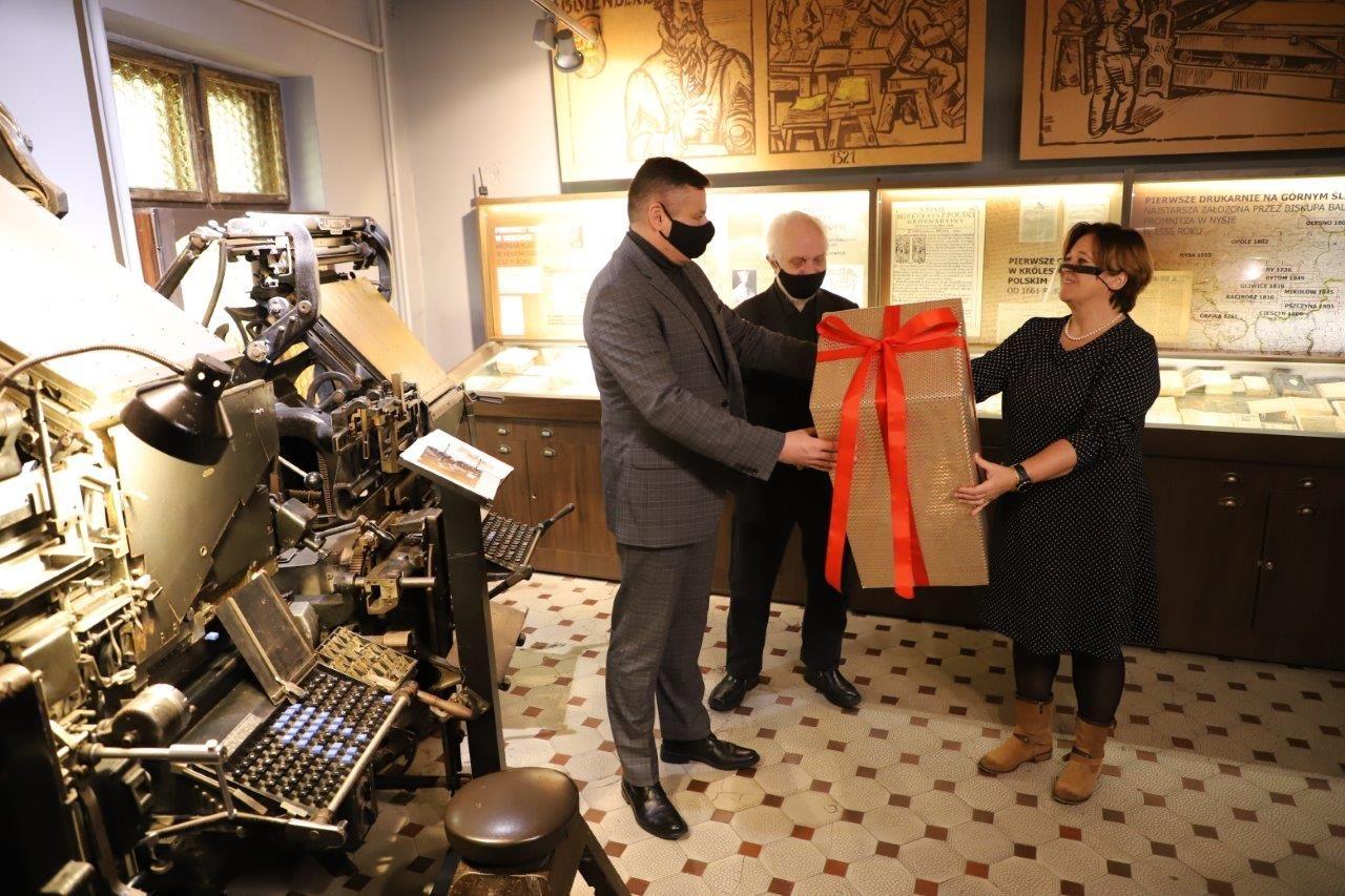 35 lat Muzeum Prasy Śląskiej