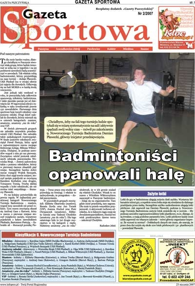 Gazeta Sportowa – drugi numer