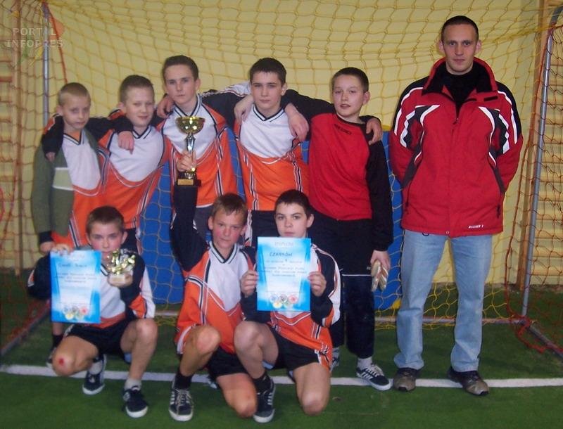 Turniej szkół podstawowych dla Czarkowa