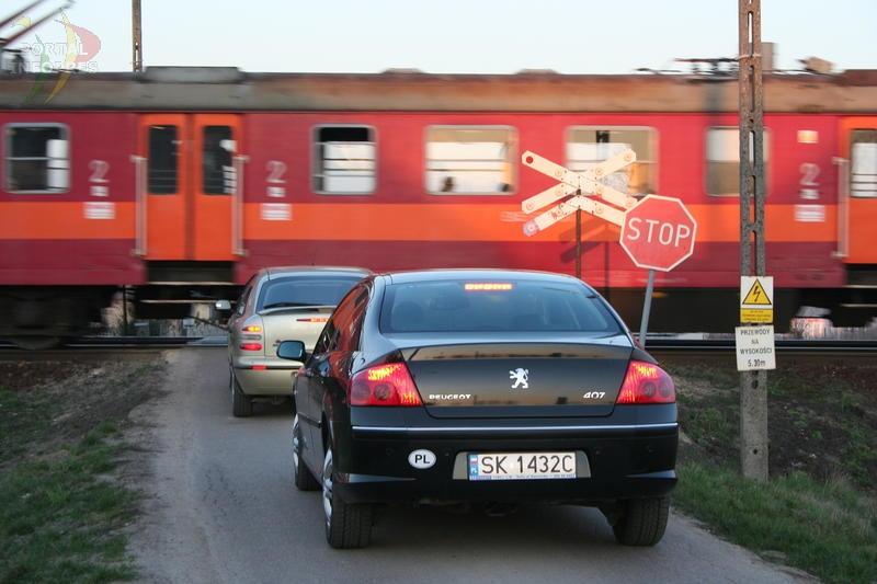 Trainspotting w Goczałkowicach