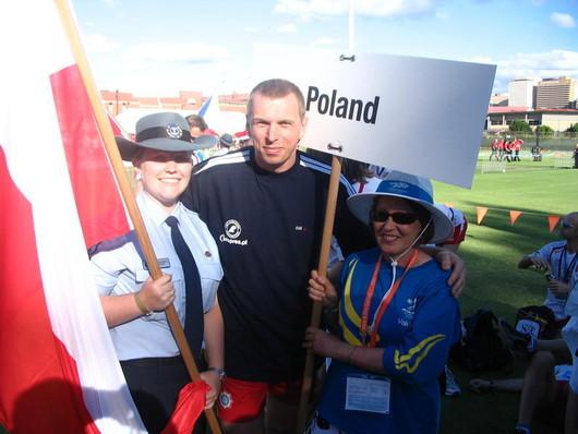 40 cm zabrakło do medalu - zobacz zdjęcia z Australii