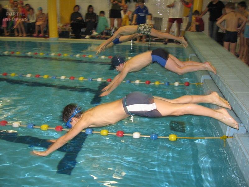 Pływacy na mistrzostwach Śląska