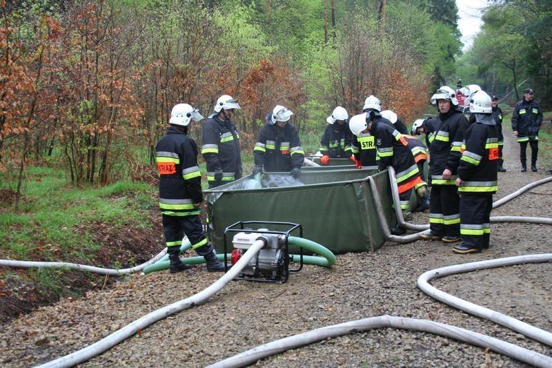Święto strażaków-ochotników w gminie Pszczyna