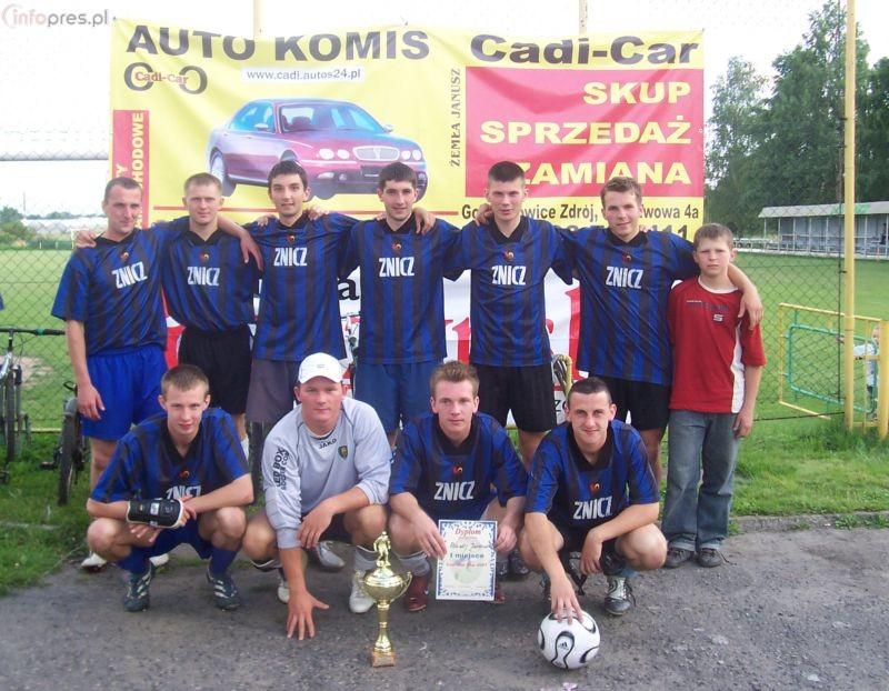 Piłkarskie atrakcje na Zniczu!