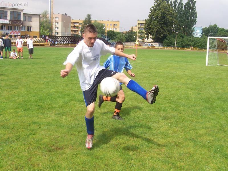 Dzikie drużyny grały na Stadionie Miejskim - zobacz zdjęcia!
