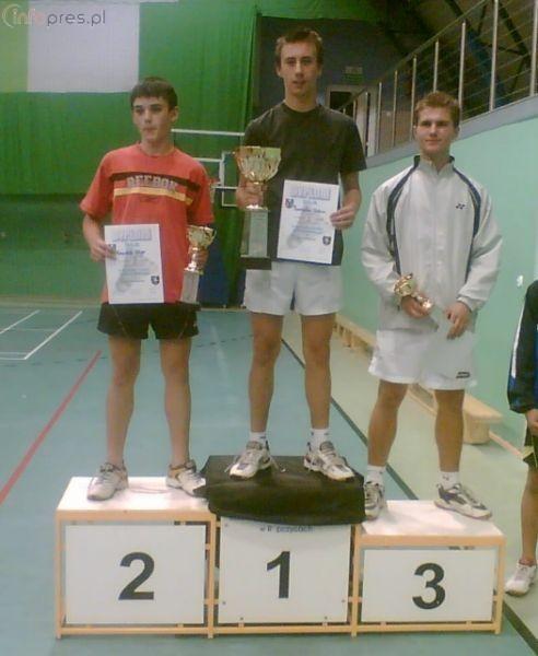 Badmintoniści rozpoczęli sezon