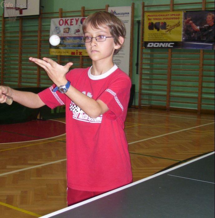 Tenisiści grali po raz drugi