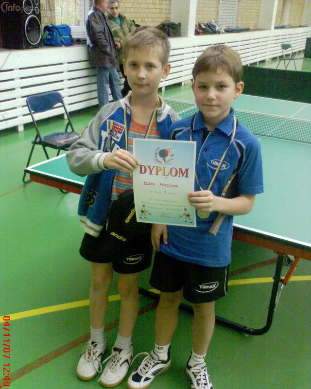 Medale tenisistów z Ligoty