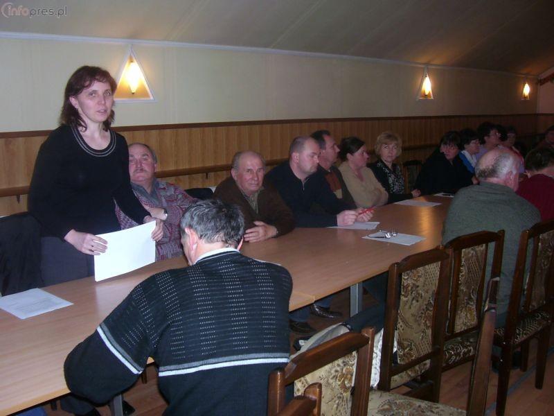 Trwają zebrania sołeckie i osiedlowe