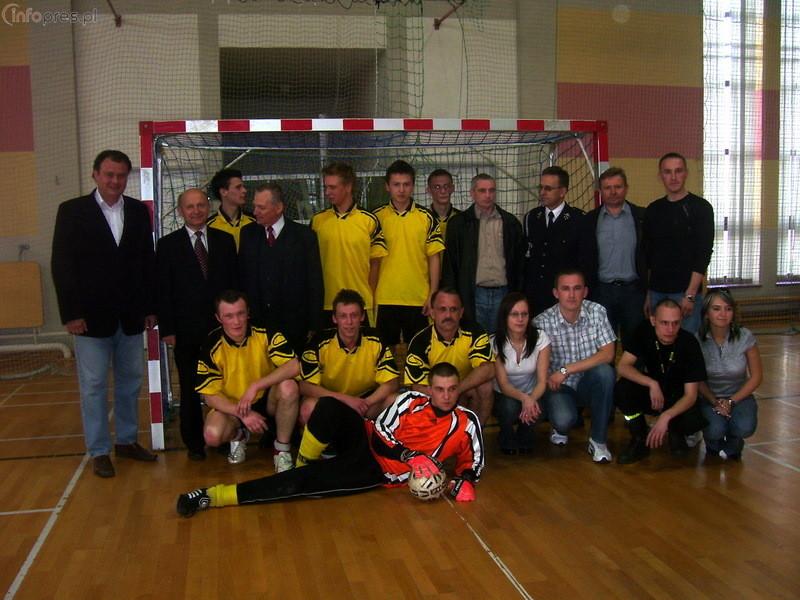 Strażacy z Gilowic najlepsi w nogę
