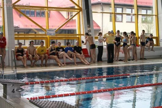 Pawłowice: Pływacy rywalizowali