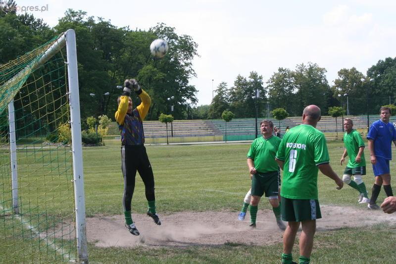Węgrzy najlepsi w turnieju oldbojów w Kobiórze