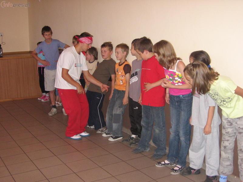Warsztaty tańca ulicznego