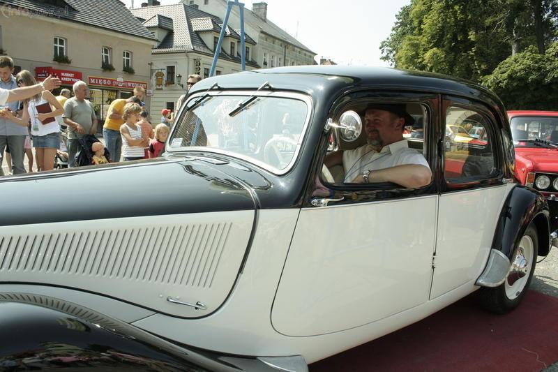 Stare auta na rynku