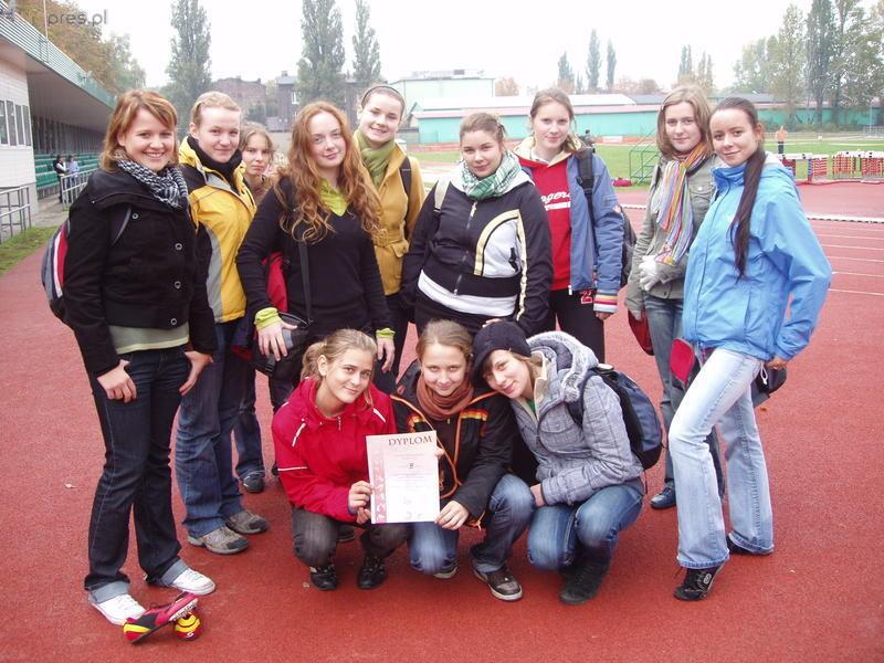 Wojewódzki Finał Szkolnej Ligi Lekkoatletycznej