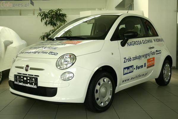 Multi - Form rozdaje samochody
