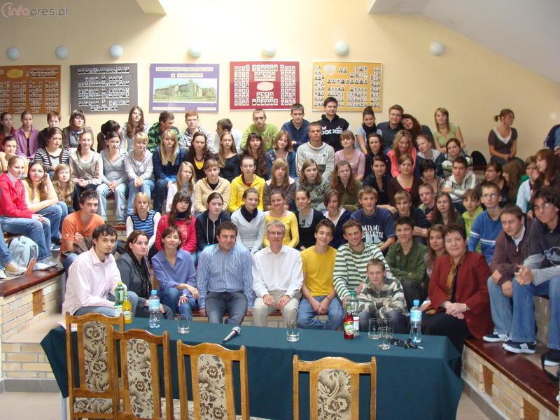 Konferencja o edukacji