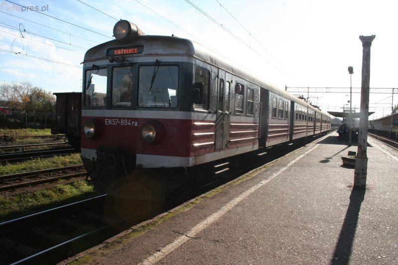 Pod kołami pociągu zginął mężczyzna