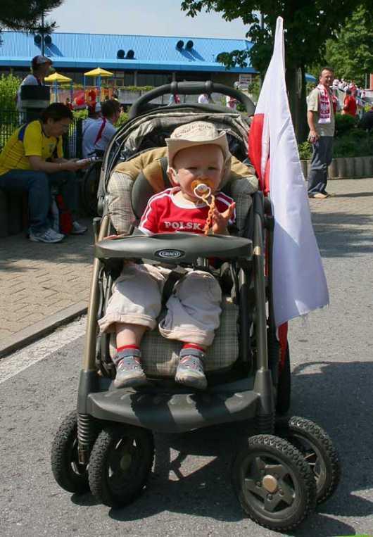 Mundial w obiektywie pszczynian  Już za cztery lata, już za cztery lata, Polska będzie mistrzem Świata...