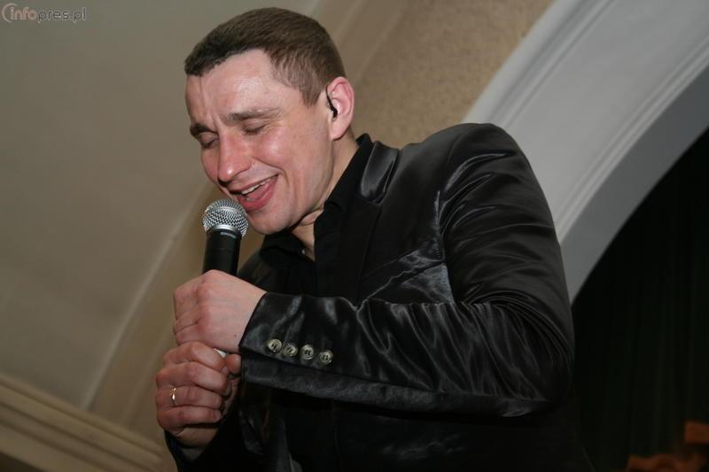 Janusz Radek na finale