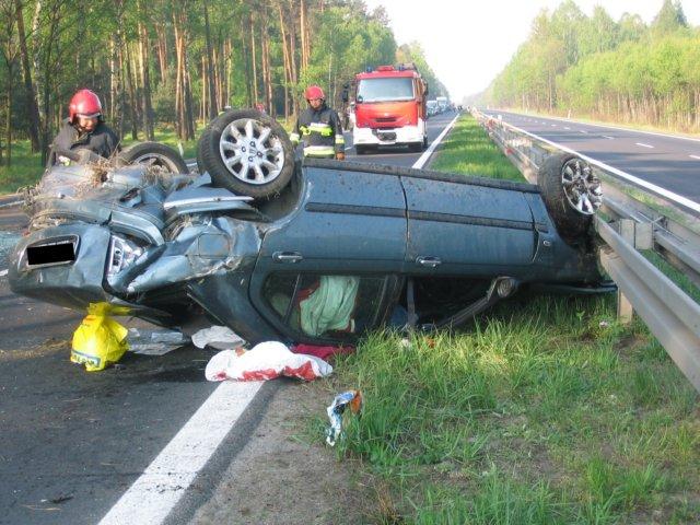 Mniej wypadków na pszczyńskich drogach