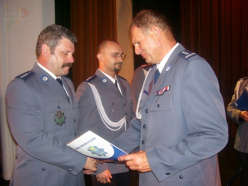 Nagrody dla mundurowych