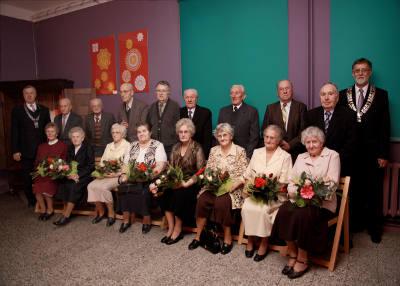 Małżeńskie jubileusze w Pawłowicach