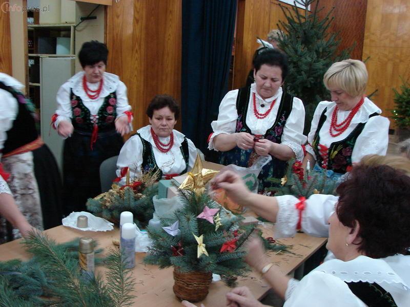 Warsztaty adwentowo-bożonarodzeniowe